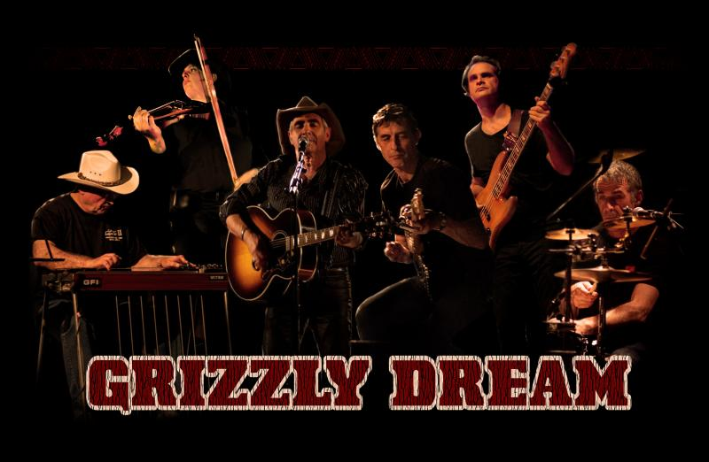 GRIZZLY DREAM  groupe de country rock